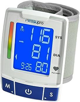 MeasuPro BPMW60 Digital Wrist Blood Pressure Monitor