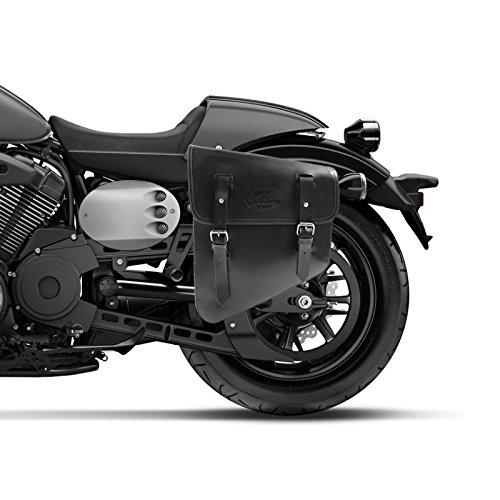 CA XL 1200 CB Roadster XL 1200 C Solo-Satteltasche Schwingentasche 11l f/ür Harley Davidson Sportster 1200 XL 1200 CA XL 1200 R XLH-1200 // CB Low XL 1200 L Nightster // Custom XL 1200 N