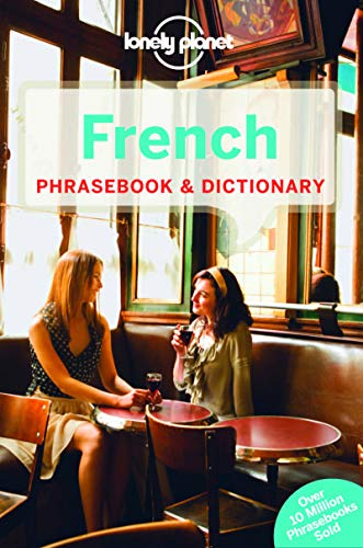 Lonely Planet French Phrasebook & Dictionary...