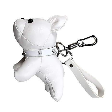 Minions Boutique Llavero con diseño de Bulldog francés para ...