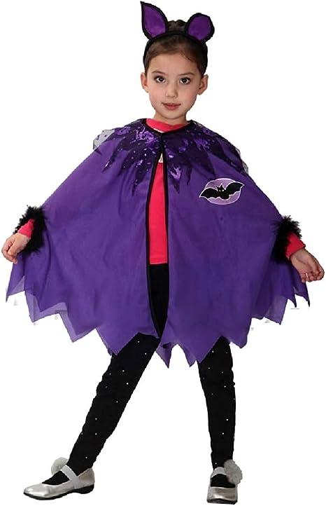 Disfraz de murciélago - murciélago - Superhéroe - niña - disfraces ...