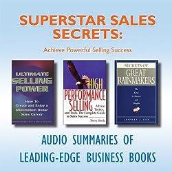 Superstar Sales Secrets