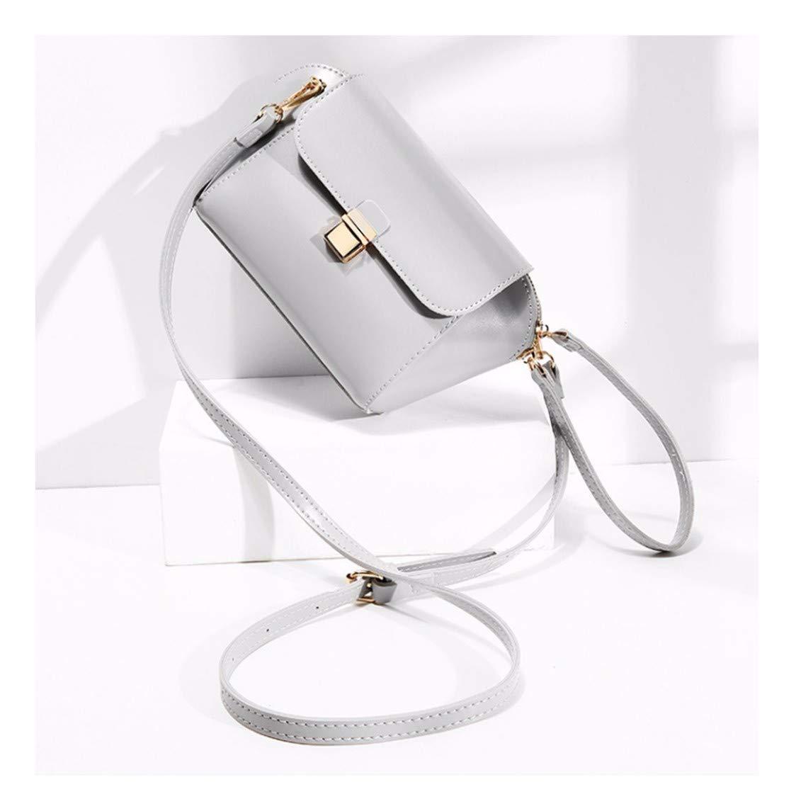 ArrJee Mode Damen Tasche Handtasche Schräg Tasche Schultertasche Weiche Mehl Pu Upscale Einfachheit Fashion World Deutsch Freizeit Retro Süße Mini Bag
