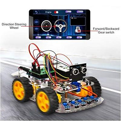 OSOYOO Robot Smart Car