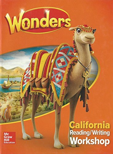 Wonders California/writing workshop