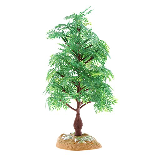PVC Big Tree Models Action Figures Kids Play Fun Playset Toy ()