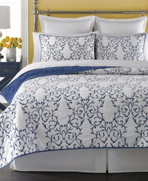Martha Stewart Collection Chateau Full/Queen - Chateau Quilt