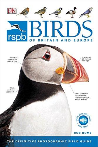 !B.E.S.T Rspb Birds of Britain & Europe R.A.R