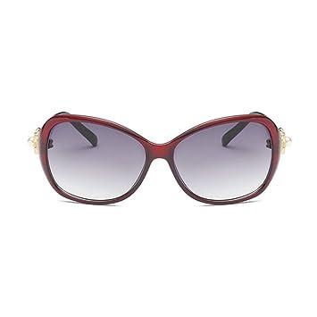 BiuTeFang Gafas de Sol Mujer Hombre Polarizadas Tipo ...