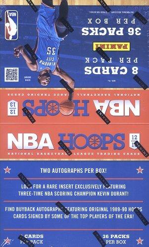 2012/13 Panini Hoops Basketball Hobby Box