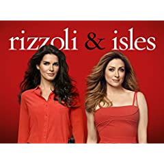 Rizzoli & Isles: The Complete Sixth Season debuts on DVD June 7th from Warner Bros.