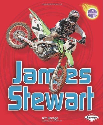 James Stewart (Amazing Athletes) by Lerner Pub Group (Image #2)
