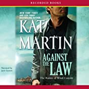 Against the Law: The Raines of Wind Canyon, Book 3 | Kat Martin