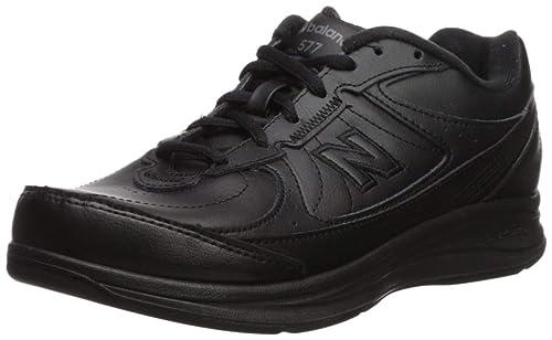 New Balance 577 - Zapatillas de Senderismo para Mujer, Color Negro, Talla 45: Amazon.es: Zapatos y complementos