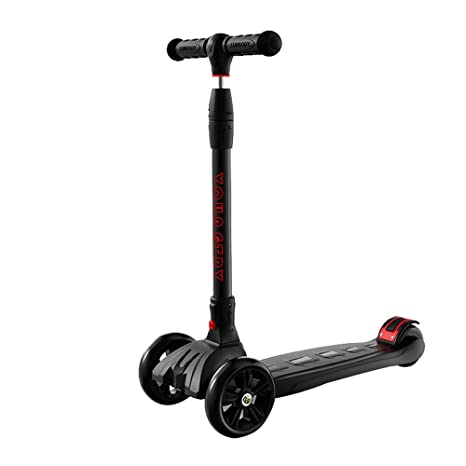 Amazon.com: Scooter / polea infantil de tres ruedas con 4 ...