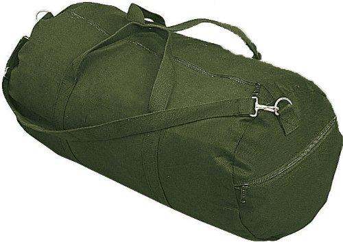 ROTHCO CANVAS SHOULDER BAG – 24″ – OLIVE DRAB, Bags Central