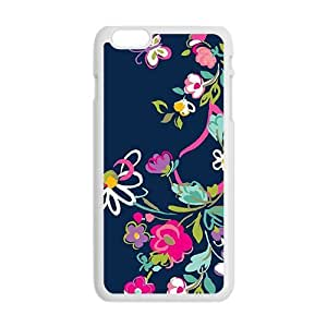 Elegant flowers Cell Phone Case for iPhone plus 6