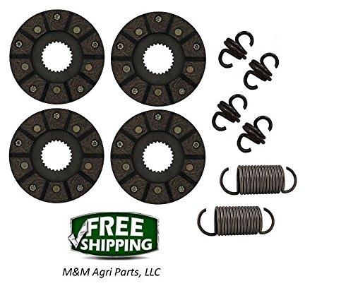 Spring Actuating (Brake Disc & Spring Repair Kit John Deere 40 420 430 320 330 1010 Tractor)