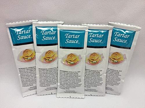 Tartar Sauce Single Serve 200 Case 12 Gram