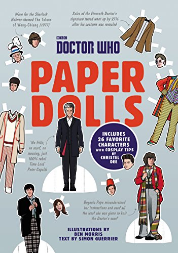 [Doctor Who: Paper Dolls] (David Tennant Who Costume)