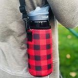 Koverz Neoprene Water Bottle Carrier, Water Bottle