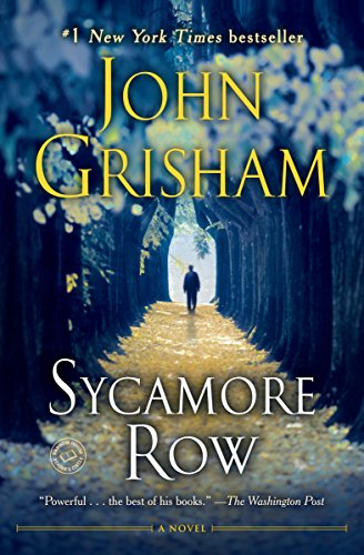 Sycamore Row: A Novel (Jake Brigance)