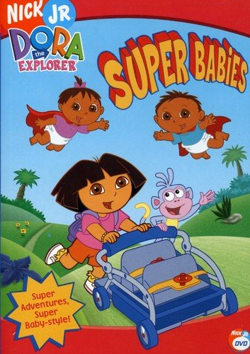 Super Explorer - Dora the Explorer - Super Babies