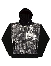 THE WALKING DEAD Classic Image Hoodie Black
