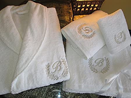 565bd4b292 Image Unavailable. Image not available for. Colour  5  Hotel Edition White  Set Bathrobe