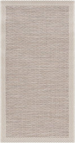 RugPal Solid/Striped Rectangle Area Rug 2'x3'7