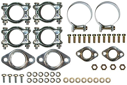JP Brand 1121700910 Exhaust System Assembly Kit: