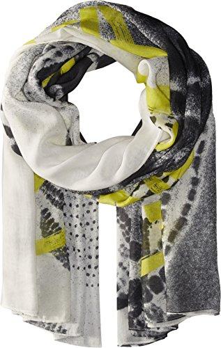 Liebeskind Women's F1179520 Modal Scarf Flashing Yellow Aziza