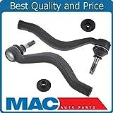 Steering Tie Rod End-Premium Steering /& Suspension Front Inner fits 07-15 CX-9