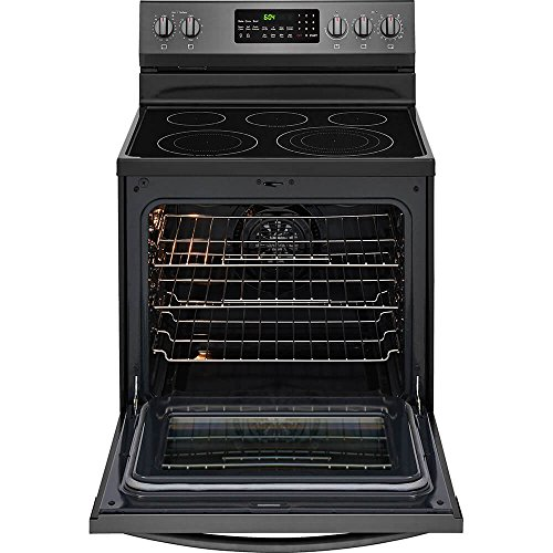 Buy electric range with convection oven