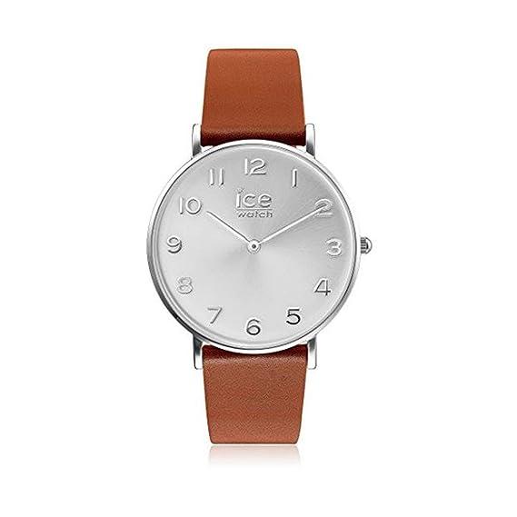 Ice Watch Reloj Analogico para Mujer de Cuarzo con Correa en Cuero 001507