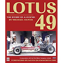 Lotus 49 - The Story of a Legend: Gold Leaf Edition