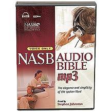 NASB Audio Bible, Mp3. Voice Only