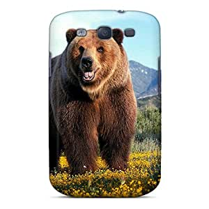 Waterdrop Snap-on Amazing Grizzly Case For Galaxy S3