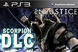 Injustice Gods Among Us: Scorpion DLC - PS3 [Digital Code]