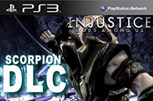 Injustice Gods Among Us: Scorpion DLC - PS3 [Digital Code]
