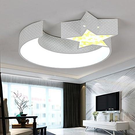 GQLB Las habitaciones luz creativa LED lámpara de techo ...