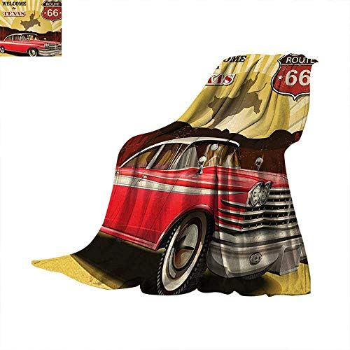 Anhuthree Vintage Lightweight Blanket Welcome to Texas for sale  Delivered anywhere in Canada