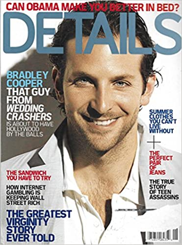 bradley cooper the hangover l barack obama l otto baxter l isabel lucas june july 2009 details