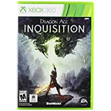 Dragon Age Inquisition Eng Only - Xbox 360 English - Standard Edition