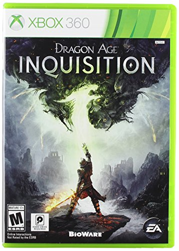 Dragon Age Inquisition - Standard Edition - Xbox 360 from Electronic Arts