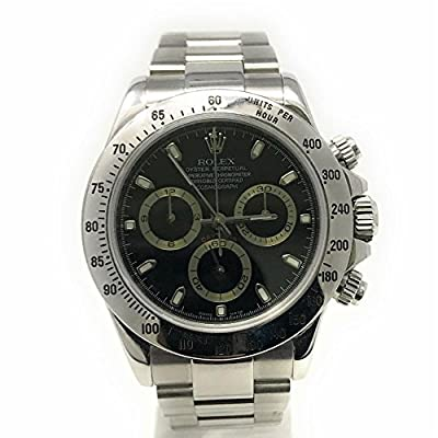 Rolex Daytona swiss-automatic male Watch 116520 (Certified Pre-owned) by Rolex