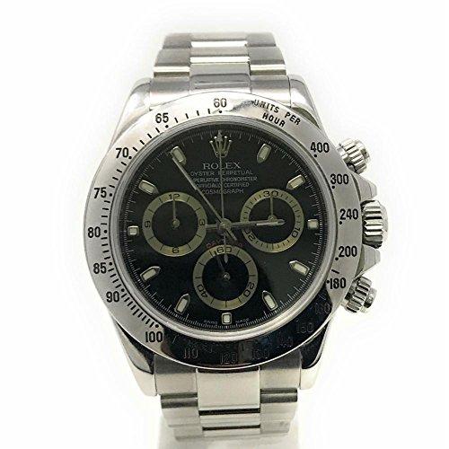 Rolex Daytona swiss-automatic mens Watch 116520 (Certified Pre-owned)