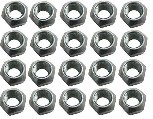 (Steel Lug Nuts 5/8