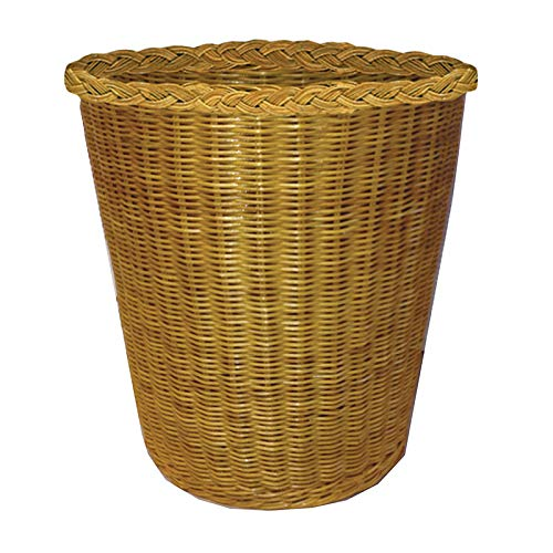 Overflow Unlined Collection Basket - Round by US Gifts