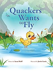 Quackers Wants To Fly